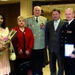 Выставка произведений художника П.П.Бойко в Совете Федерации